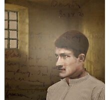 Terence MacSwiney in Brixton Jail Photographic Print