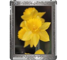 Daffodil named Exception iPad Case/Skin