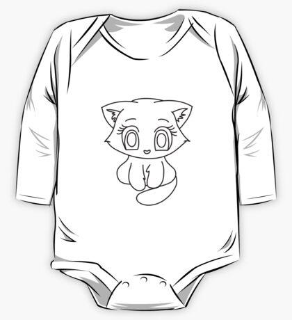 Kitten#1 One Piece - Long Sleeve