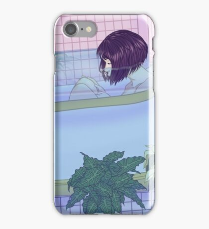 """Poison"" Original Print (Color 1) iPhone Case/Skin"