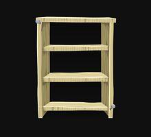 Glitch furniture bookcase Unisex T-Shirt