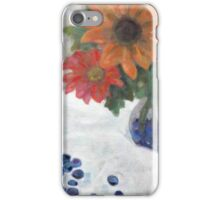 Flowers and Candles iPhone Case/Skin