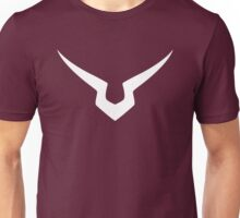 Geass Symbol (white) Unisex T-Shirt