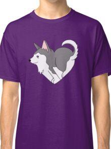 Heart Husky Classic T-Shirt