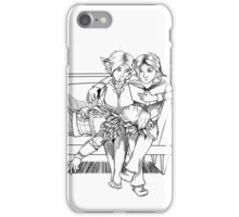 DADC #21 - Anders, Fenris, and Hawke iPhone Case/Skin
