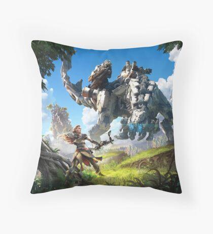 Horizon: Zero Dawn Throw Pillow