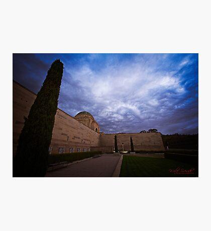 Australian War Memorial in Canberra/ACT/Australia (5) Photographic Print