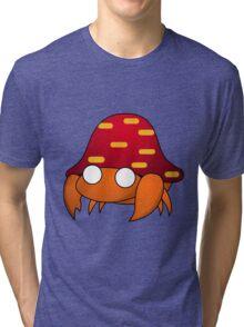 Parasect Tri-blend T-Shirt