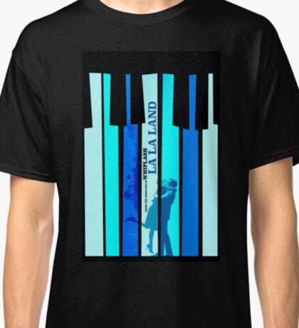 La La Land Blue Classic T-Shirt