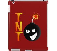 TNT Bomb iPad Case/Skin