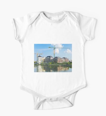 Building Construction One Piece - Short Sleeve