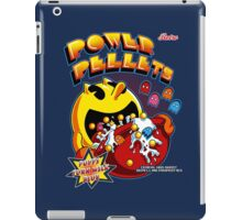 Power Pellets iPad Case/Skin