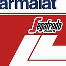 Niki Lauda Red Helmet - Ver2 by EdwardDunning