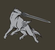 Great Grey Wolf Sif by -Oujo-