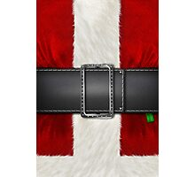 I Believe! (Kris Kringle Couture/ Santa Claus Suit)  Photographic Print