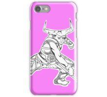 DADC #30 - The Iron Bull iPhone Case/Skin