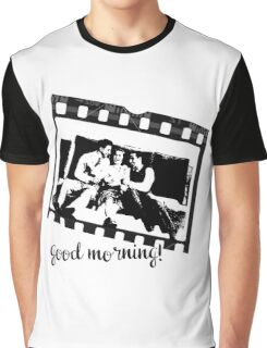 Singin' in the Negative Graphic T-Shirt