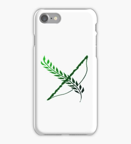 Dalish Elves iPhone Case/Skin