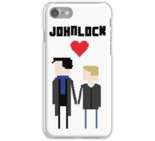 Johnlock! iPhone Case/Skin