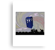 Movie time! Canvas Print