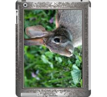 Wild Rabbit iPad Case/Skin