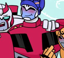 Autobot Family Sticker