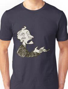 may be dunno Unisex T-Shirt