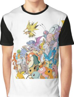 all poke 1 Graphic T-Shirt