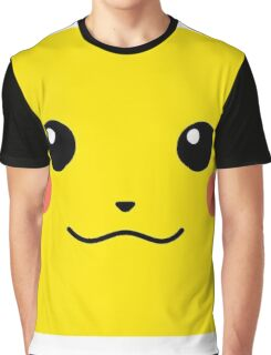 pika smile Graphic T-Shirt