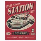 Tosche Station by HartmanArts