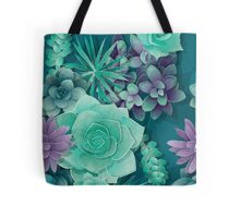 Succulent love Tote Bag