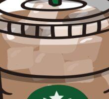 Starbucks Cup // By Phuxi Sticker