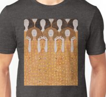 Beethoven Frieze by Gustav Klimt Unisex T-Shirt