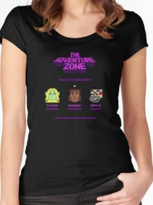 The Adventure Zone - Choose Your Hero Women's Fitted Scoop T-Shirt