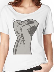 im crazy Women's Relaxed Fit T-Shirt