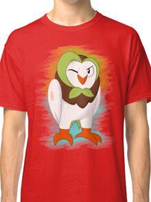 Pokemon - #723 ( Dartrix ) Classic T-Shirt