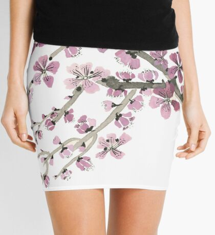 Cherry Blossoms, Sakura Mini Skirt