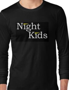 Night Kids Long Sleeve T-Shirt