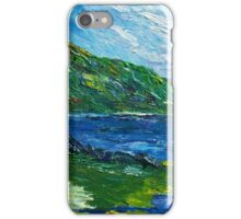 White water in Kenmare  Kerry iPhone Case/Skin