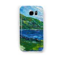 White water in Kenmare  Kerry Samsung Galaxy Case/Skin