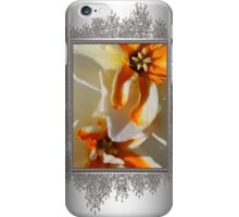Split-cupped Narcissus named Trepolo iPhone Case/Skin