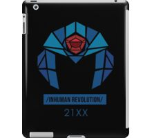 Inhuman Revolution - 21XX iPad Case/Skin