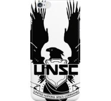 United Nations Space Command iPhone Case/Skin