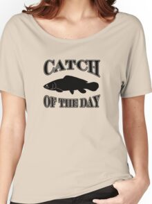 Catch of the Day - Bowfin Women's Relaxed Fit T-Shirt