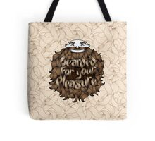 Bearded for Your Pleasure Tote Bag