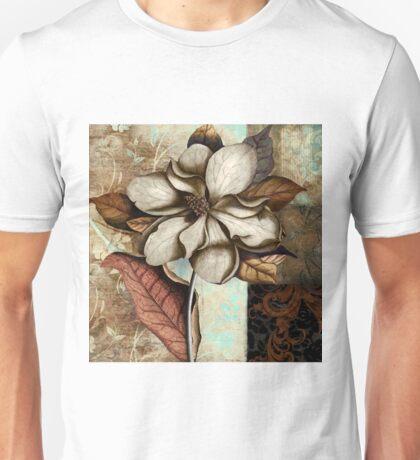 Ecru Magnolia Unisex T-Shirt