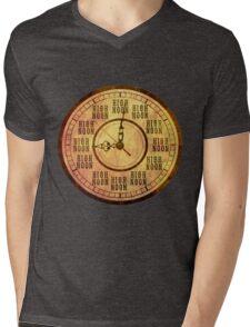 It's Always High Noon Mens V-Neck T-Shirt