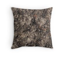crazy abstracts Throw Pillow
