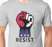 Say NO to Political Corruption in the USA Fight Resistance  Unisex T-Shirt