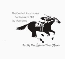 The Greatest Race Horses.... T-Shirt